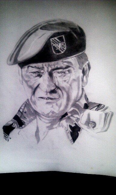 John Wayne by Sid1980